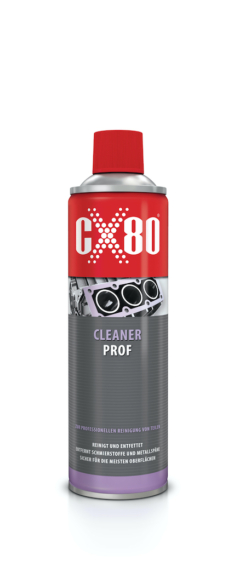 CX80 Cleaner Prof 500 ml