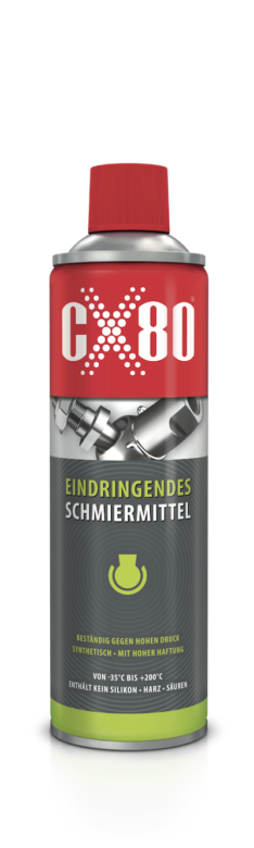 CX80 EINDRINGENDES SCHMIERMITTEL, 500 ml Spray