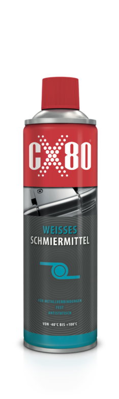CX80 WEISSES SCHMIERMITTEL, 500 ml Spray