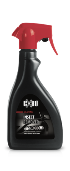 CX80 CAR CARE LINE • INSECT REMOVER, 600ml Zerstäuber