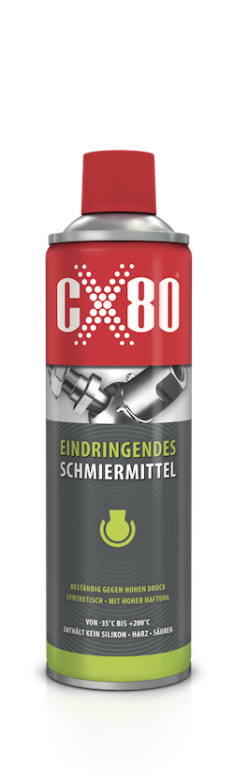 CX80 EINDRINGENDES SCHMIERMITTEL, 500ml Spray
